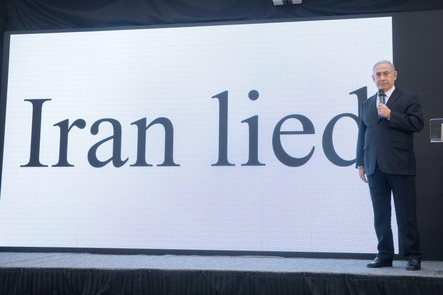'Iran loog onbeschaamd'