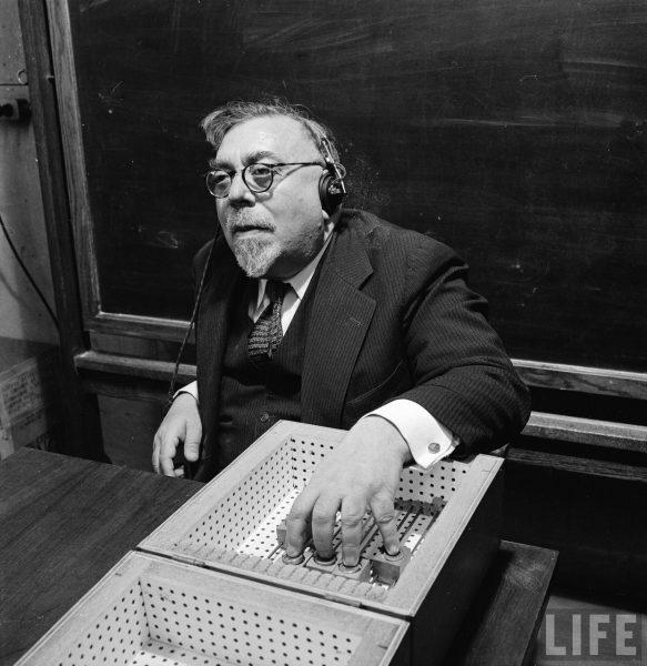 Norbert Wiener, verstrooid genie