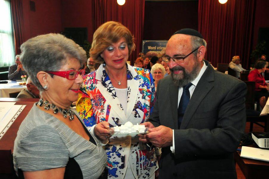 Rabbijn Philipson chover