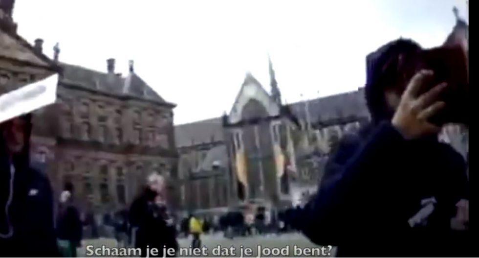 Scheldpartij na Auschwitzherdenking