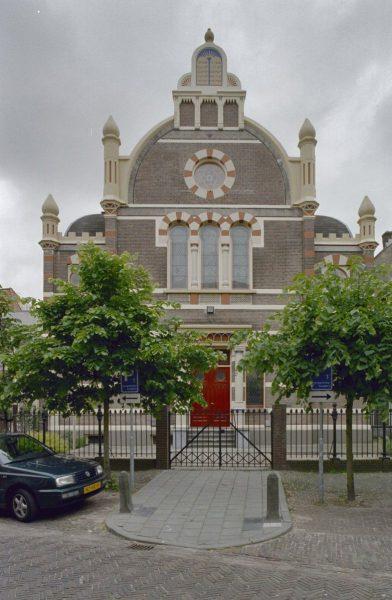 Inzamelingsactie voor synagoge Deventer