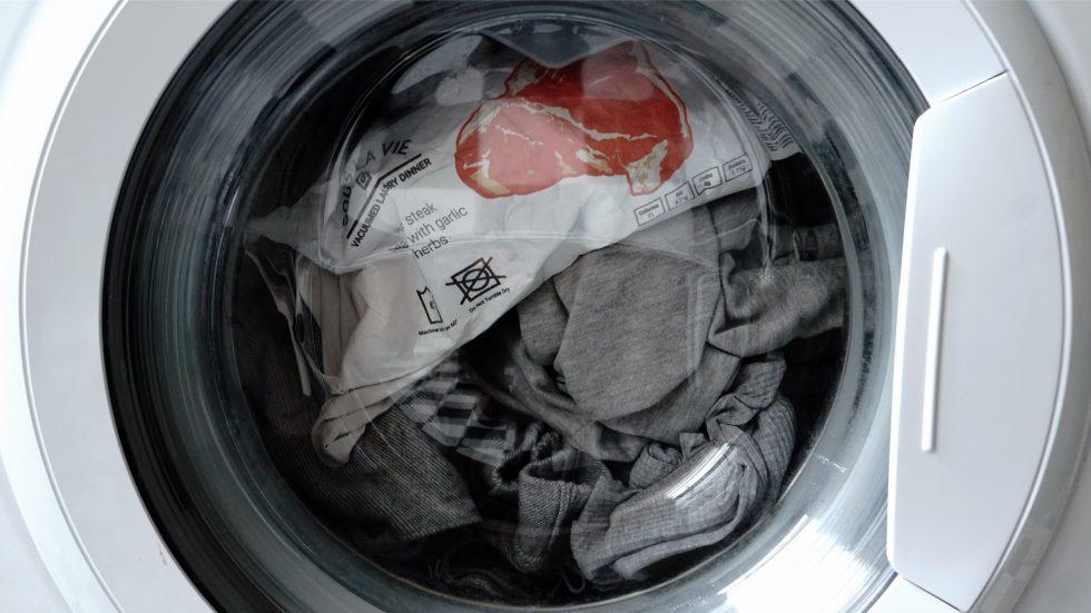 Wasmachinemaaltijd