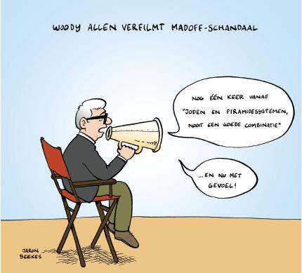 Woody verfilmt Bernie