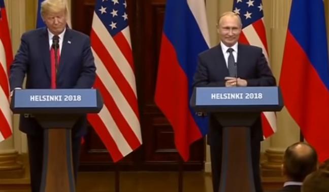 Trump en Poetin garanderen veiligheid Israël