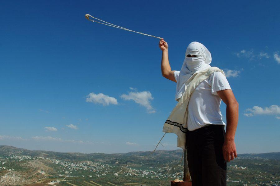 Israëls zelfgemaakte terreur