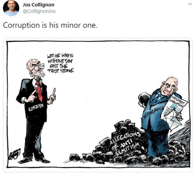 Volkskrant plaatst opnieuw ranzige cartoon Collignon
