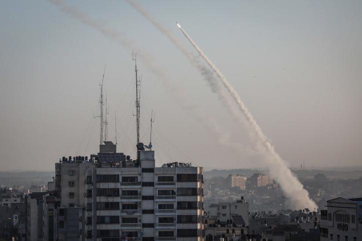 Toch weer raketten vanuit Gaza afgevuurd na afgekondigde wapenstilstand