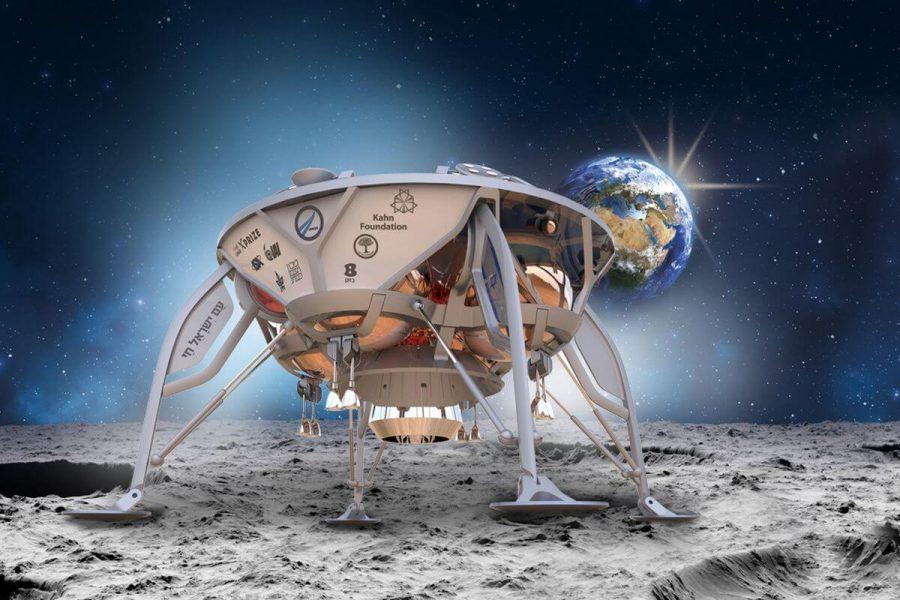 SpaceIL opnieuw naar de maan