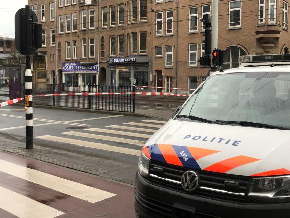 Verdacht pakket HaCarmel blijkt geen explosief
