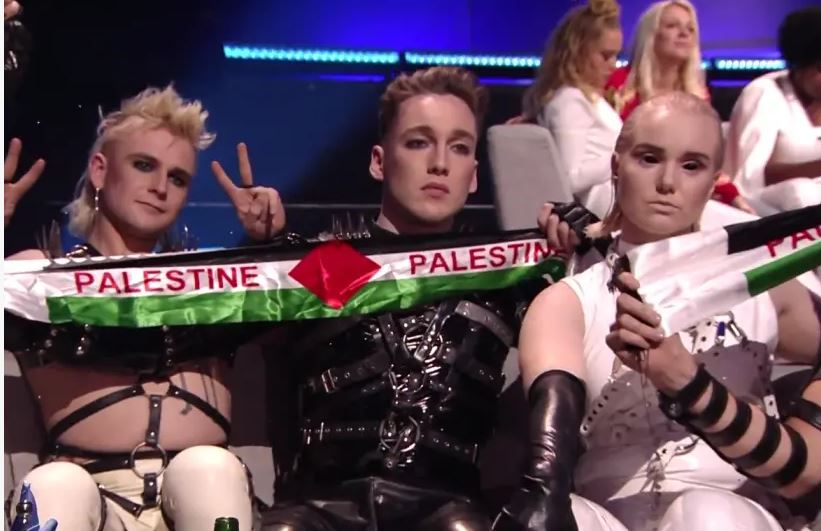 IJsland stuurt opnieuw anti-Israëlband naar Songfestival