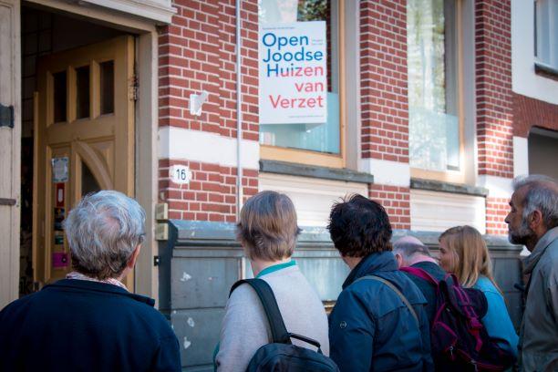 Open Joodse Huizen dit jaar digitaal