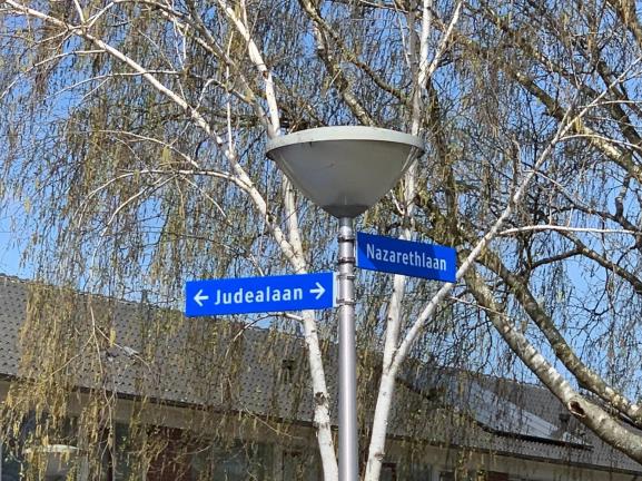 Eindhoven vervangt naambordjes