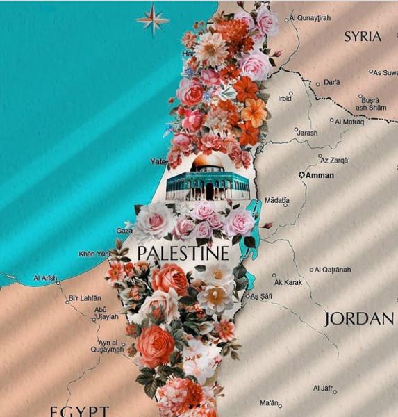 Vogue wist Israël uit