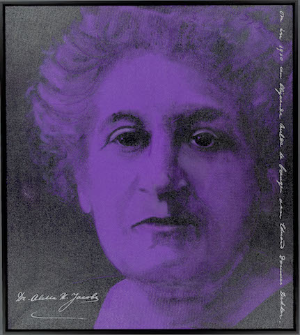 Grote joodse vrouwen: Arts, feministe, vechtster