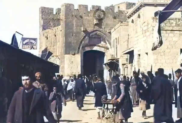 Kijken: Jeruzalem in 1897