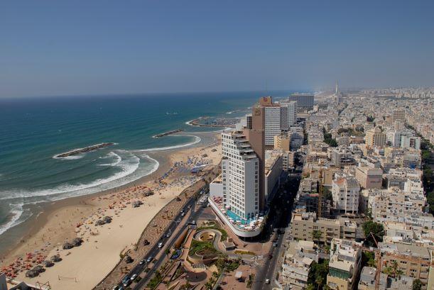 Tel Aviv een van de meest rolstoelvriendelijke steden ter wereld