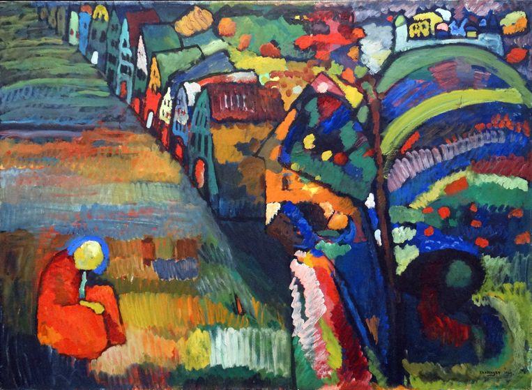 Rechter: Stedelijk hoeft Kandinsky niet terug te geven aan erfgenamen