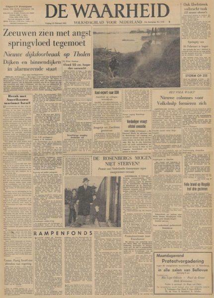 Ooit had de linkse pers een warm hart voor Israël