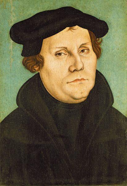 De erfenis van Luther