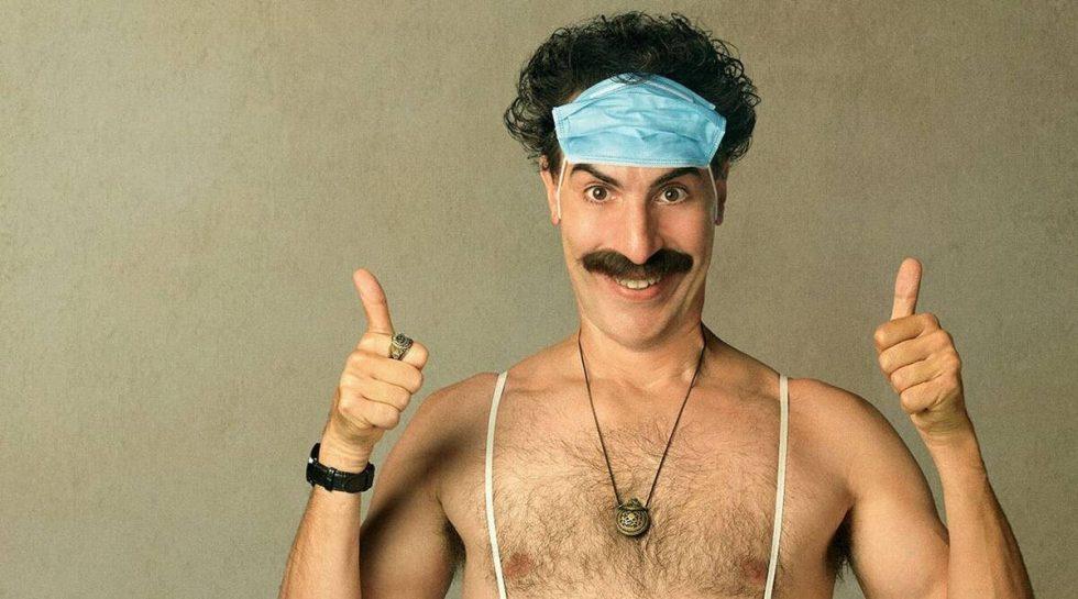 Baron Cohen stopt met Borat