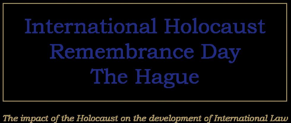 Internationale Holocaustherdenkingsdag dit jaar online