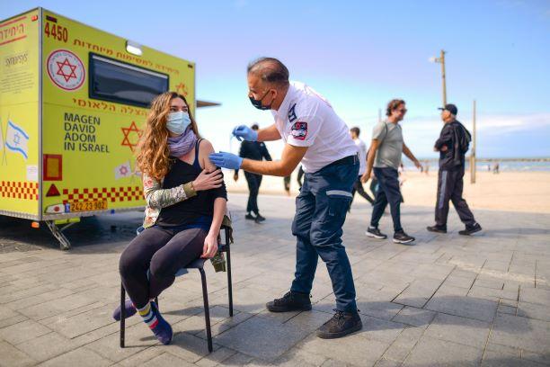 Unieke aanbieding: vaccinatievakantie in Israël