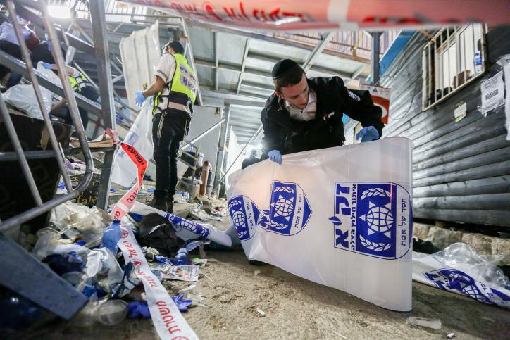 Zeker 44 doden na paniek bij viering Lag Ba'omer