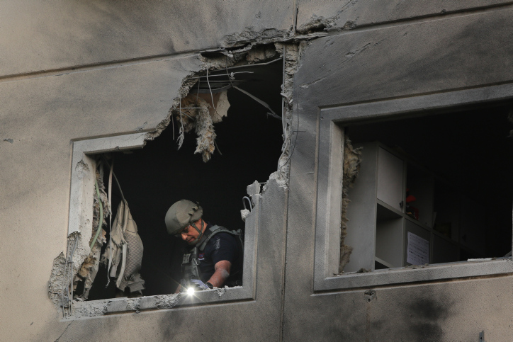 31 gewonden na raketaanvallen Hamas