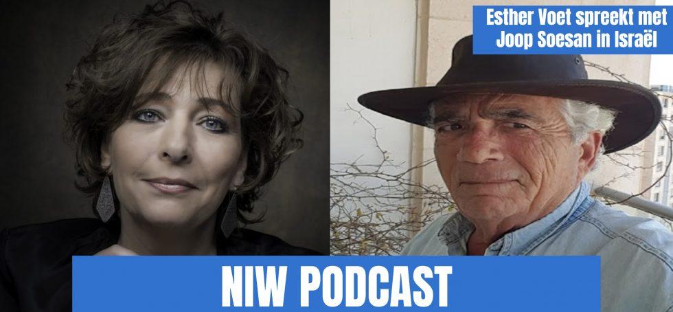 NIW-podcast met Joop Soesan en Esther Voet deel 14