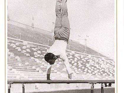 Alfred Flatow: De eerste gouden medaille