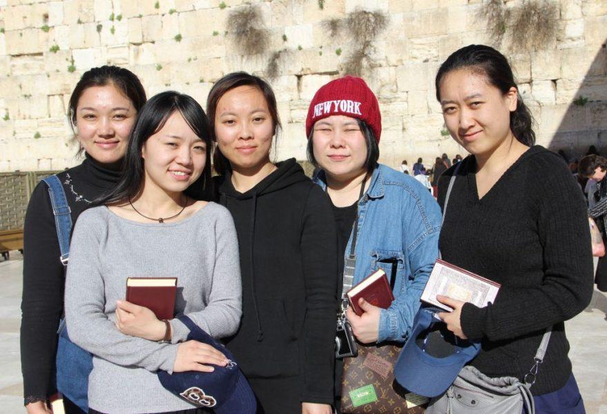 Het onzekere lot van  de Kaifeng-Joden