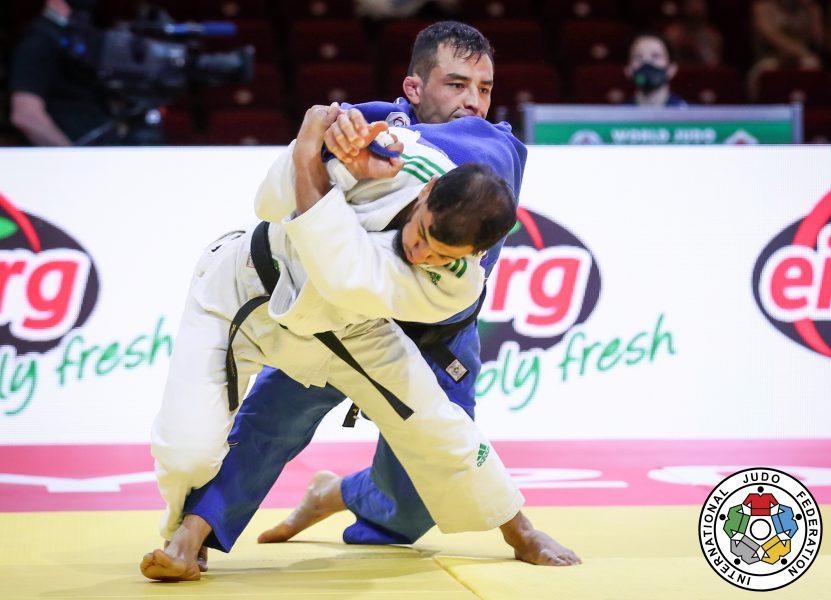 Judoka trekt zich terug van Spelen om Israëli te ontlopen