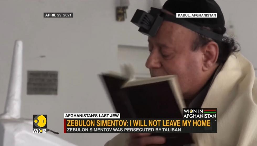 Laatste Jood van Afghanistan wil land niet verlaten