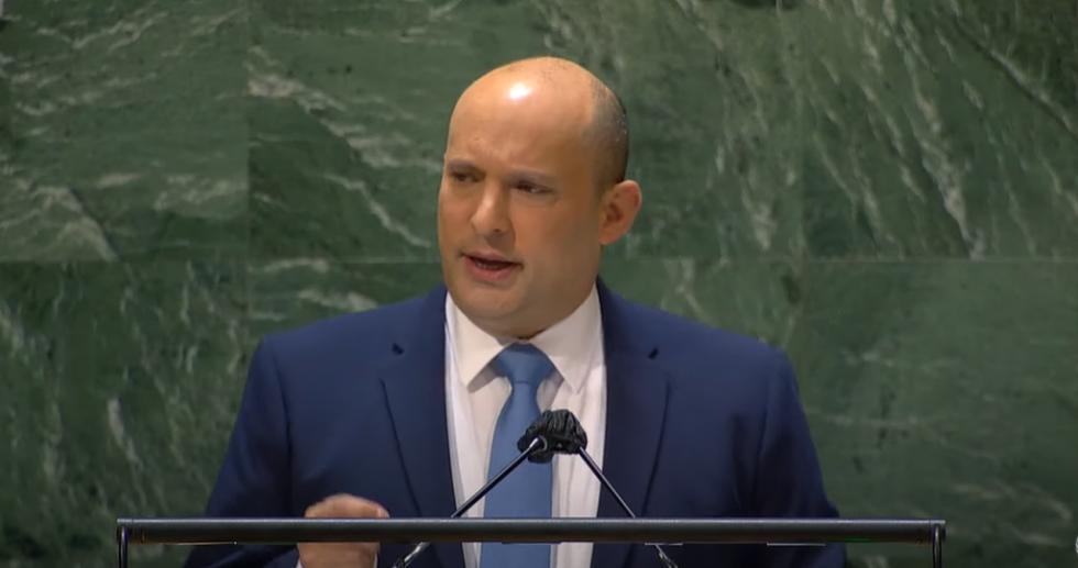 Bennett spreekt bij VN: 'Israël haten maakt je niet moreel superieur'