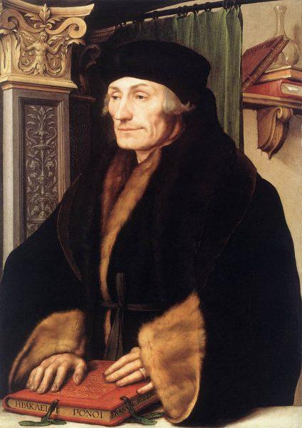 Was Erasmus een antisemiet of niet?